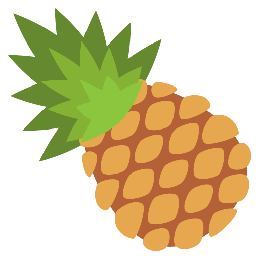 Ananas Store Poster