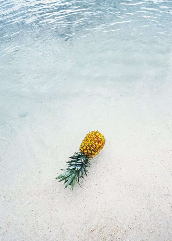 Plażowy Ananas