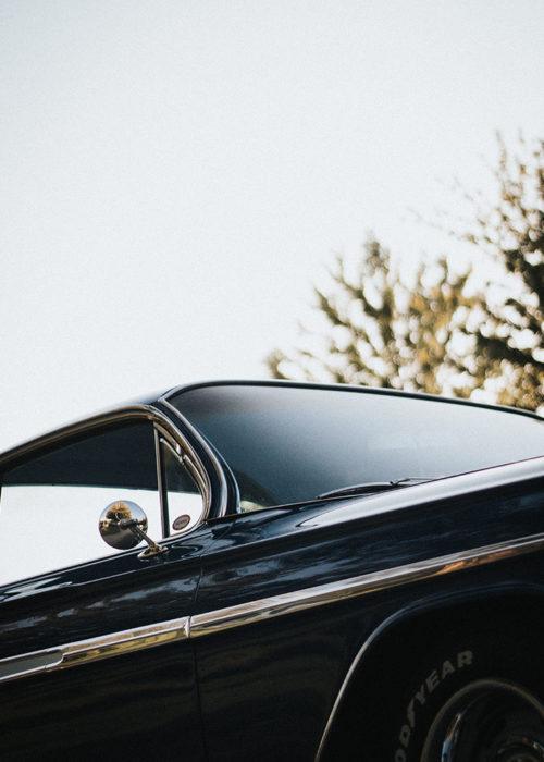 Plakat Mustang dla mężczyzn