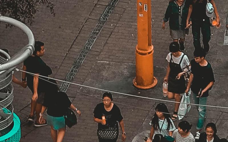 Shinei Taipei w powiększeniu
